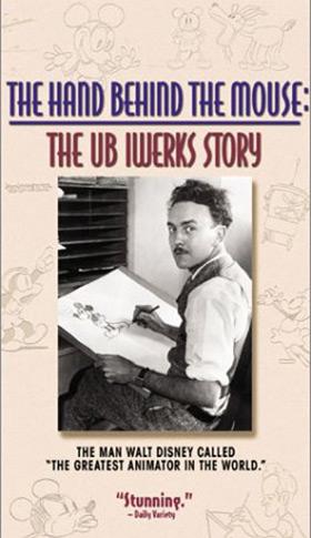 Ub Iwerks documentary cover