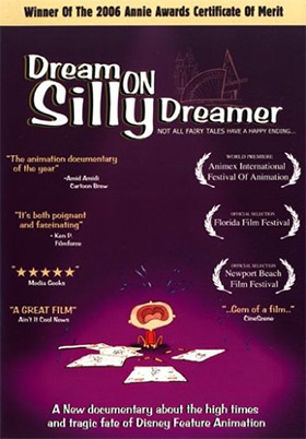 Dream On Silly Dreamer documentary