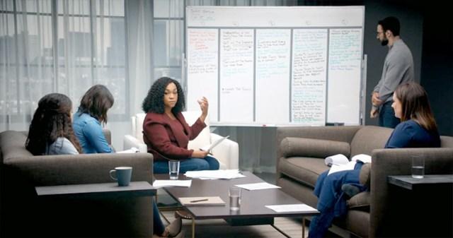 Shonda Rhimes teaching TV Writing