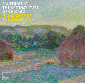 Paintings Art Institute Chicago