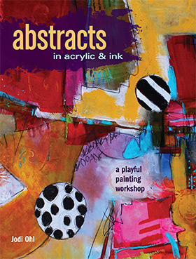 Abstracts in Acrylics Book