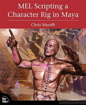 mel scripting maya book