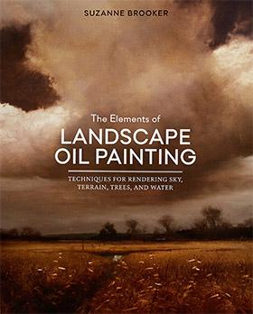 elements landscape oil painting