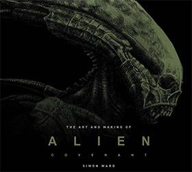art of making alien covenant