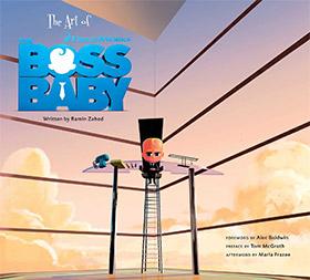 art of boss baby