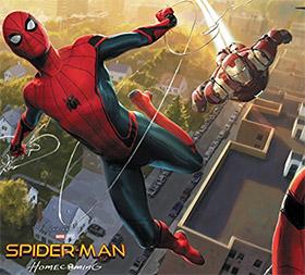 spider man artbook
