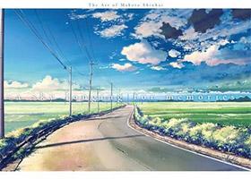 makoto shinkai artbook