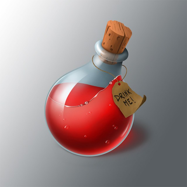 red ui potion icon