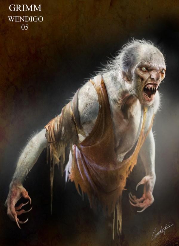 Wendigo Real Supernatural And Mythical World Wikia - Year of