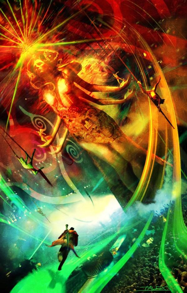 DMC Devil May Cry Concept Art