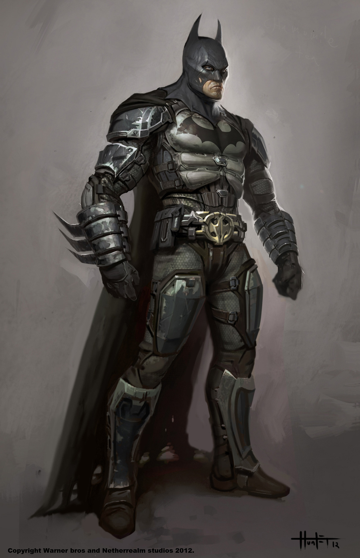 Injustice Gods Among Us Concept Art By Hunter Schulz