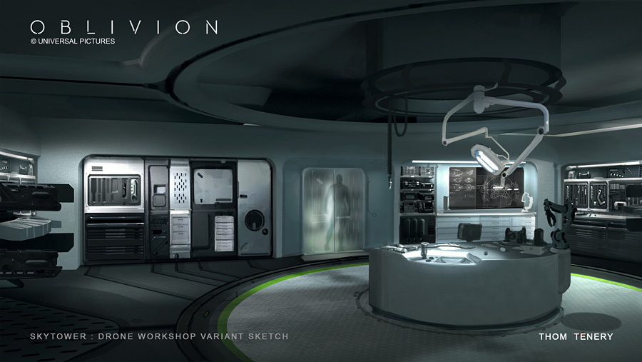 Oblivion Concept Art by Thom Tenery  Concept Art World