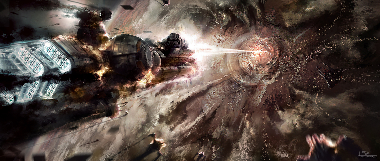 Enders Game Concept Art by Robert Simons  Concept Art World