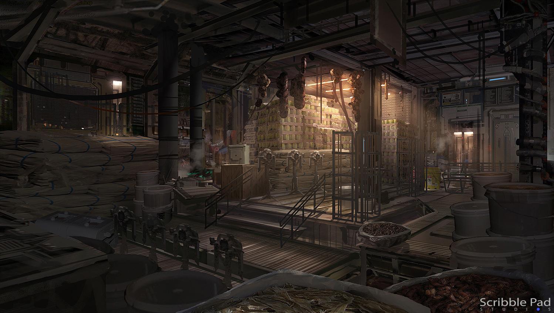 Epic Titan Fall Wallpaper Scribble Pad Studios Concept Art World