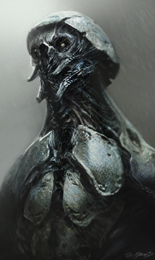 Guardians Of Galaxy Concept Art Jerad Marantz World