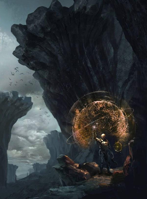 Bioware Releases Mass Effect 4 Concept Art World