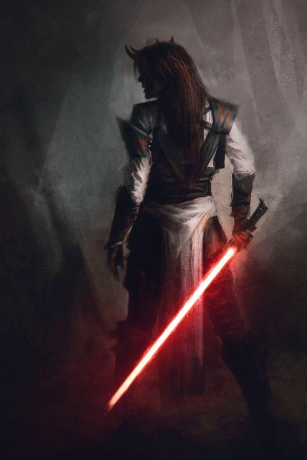 Star Wars Sith Concept Art