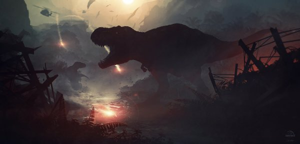Bastien Grivet Concept Art World