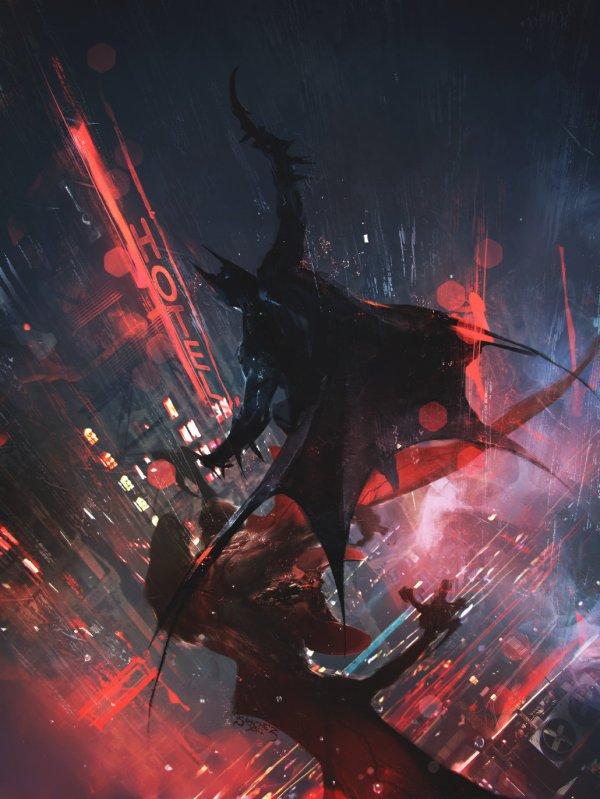 Batman Concepts And Illustrations Concept Art World