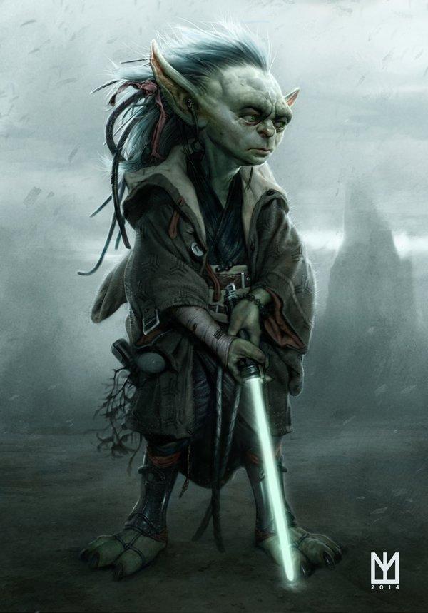 Star Wars Concept Art And Illustrations Ii World