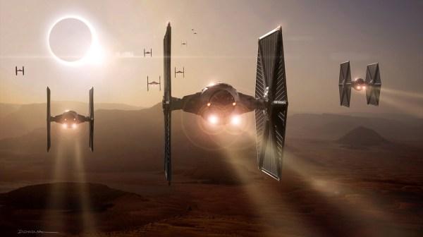 Star Wars Concept Art Force Awakens