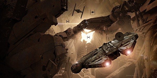 Star Wars Concept Art Force Awakens
