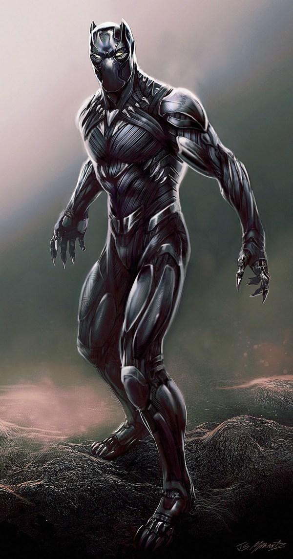 Captain America Civil War Concept Art Jerad Marantz World