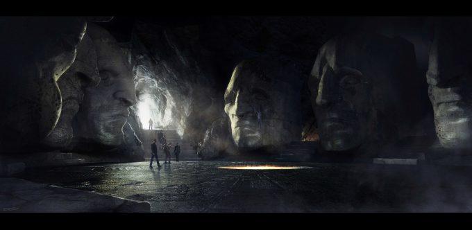 Alien Covenant Concept Art by Ev Shipard  Concept Art World