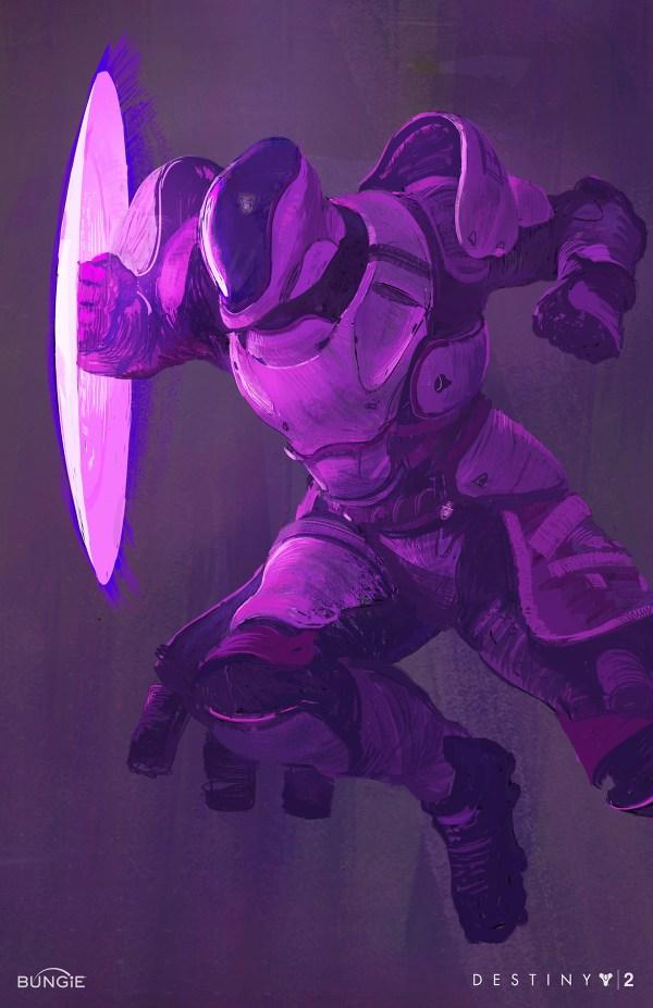 Destiny 2 Concept Art Ryan Demita World