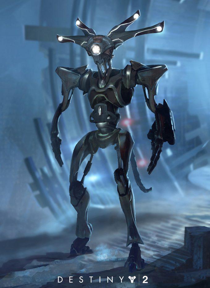 Destiny 2 Hd Wallpaper Destiny 2 Concept Art By Jeremy Fenske Concept Art World