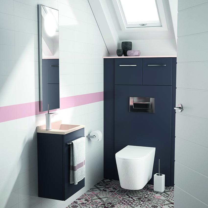 Lave Mains Aux Toilettes Points D Eau Concept Bain