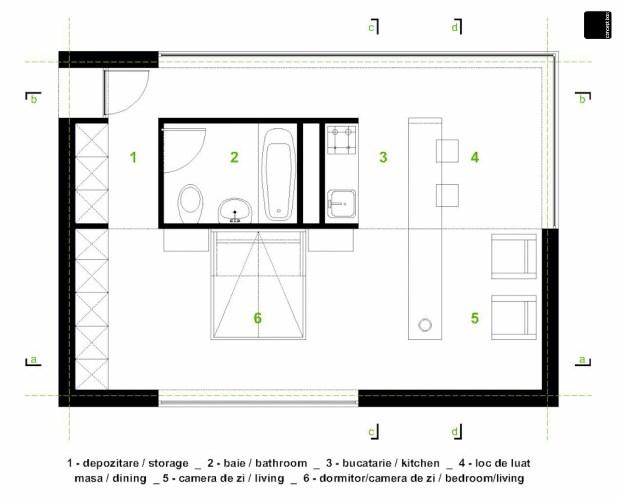 casa tip 1