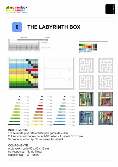 the labyrinth box
