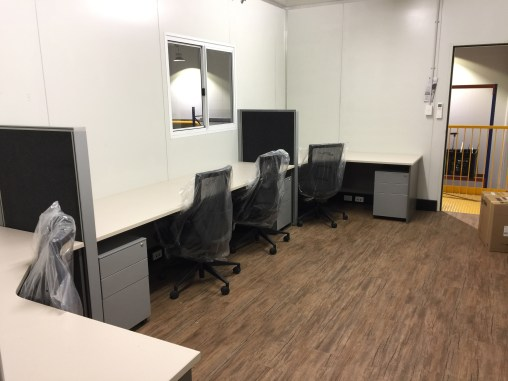 New 3 person office in Canningvale