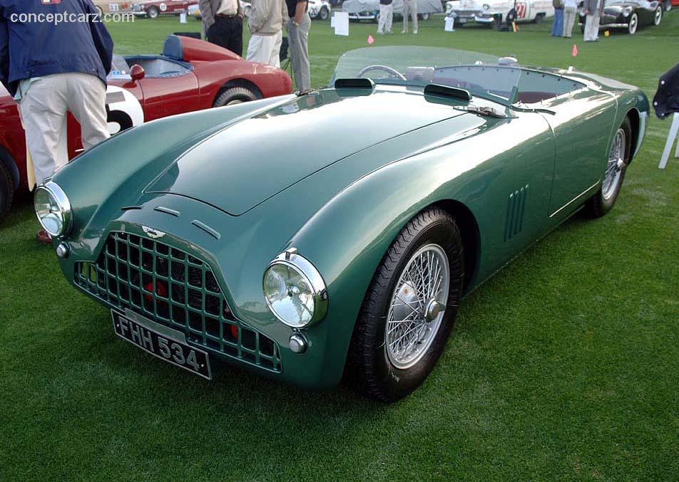 1953 Aston Martin Db3 Conceptcarzcom