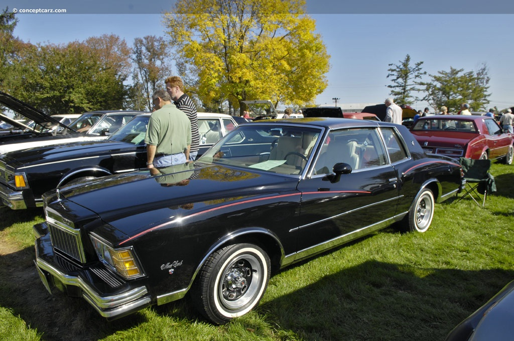 1979 Chevrolet Monte Carlo History, Pictures, Value