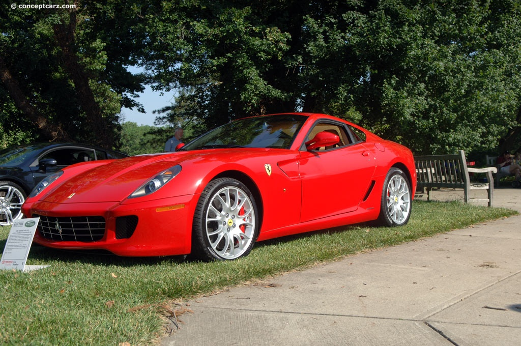 2008 Ferrari 599 Gtb Fiorano Images Photo 08ferrari599