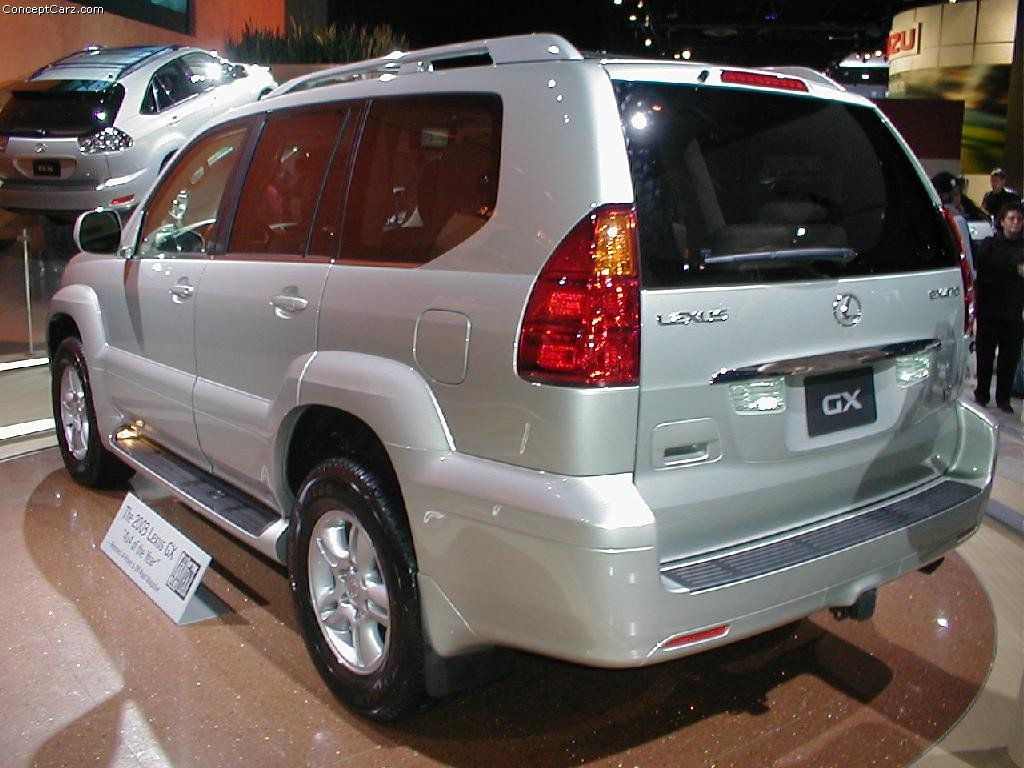 2003 Lexus Gx 470 Image
