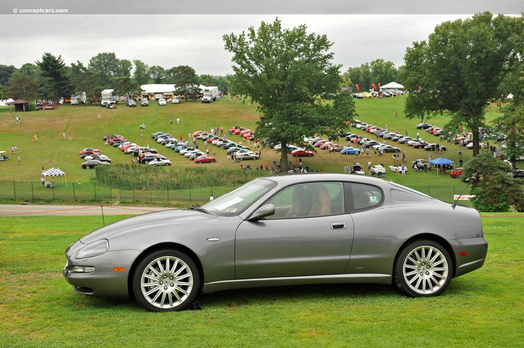 2002 Maserati Coupe Conceptcarzcom