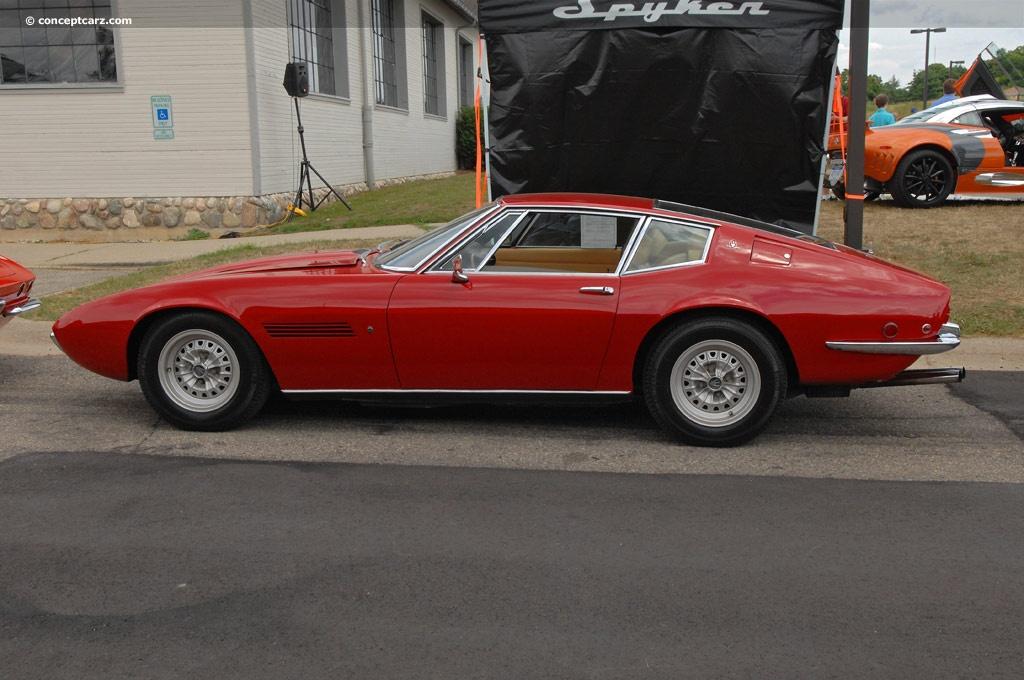 1972 Maserati Ghibli  Conceptcarzcom
