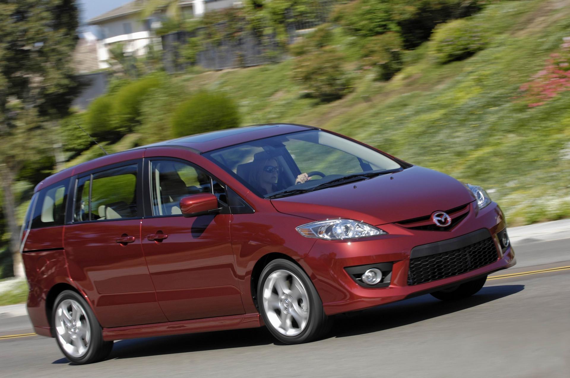 2010 Mazda 5 News And Information  Conceptcarzcom