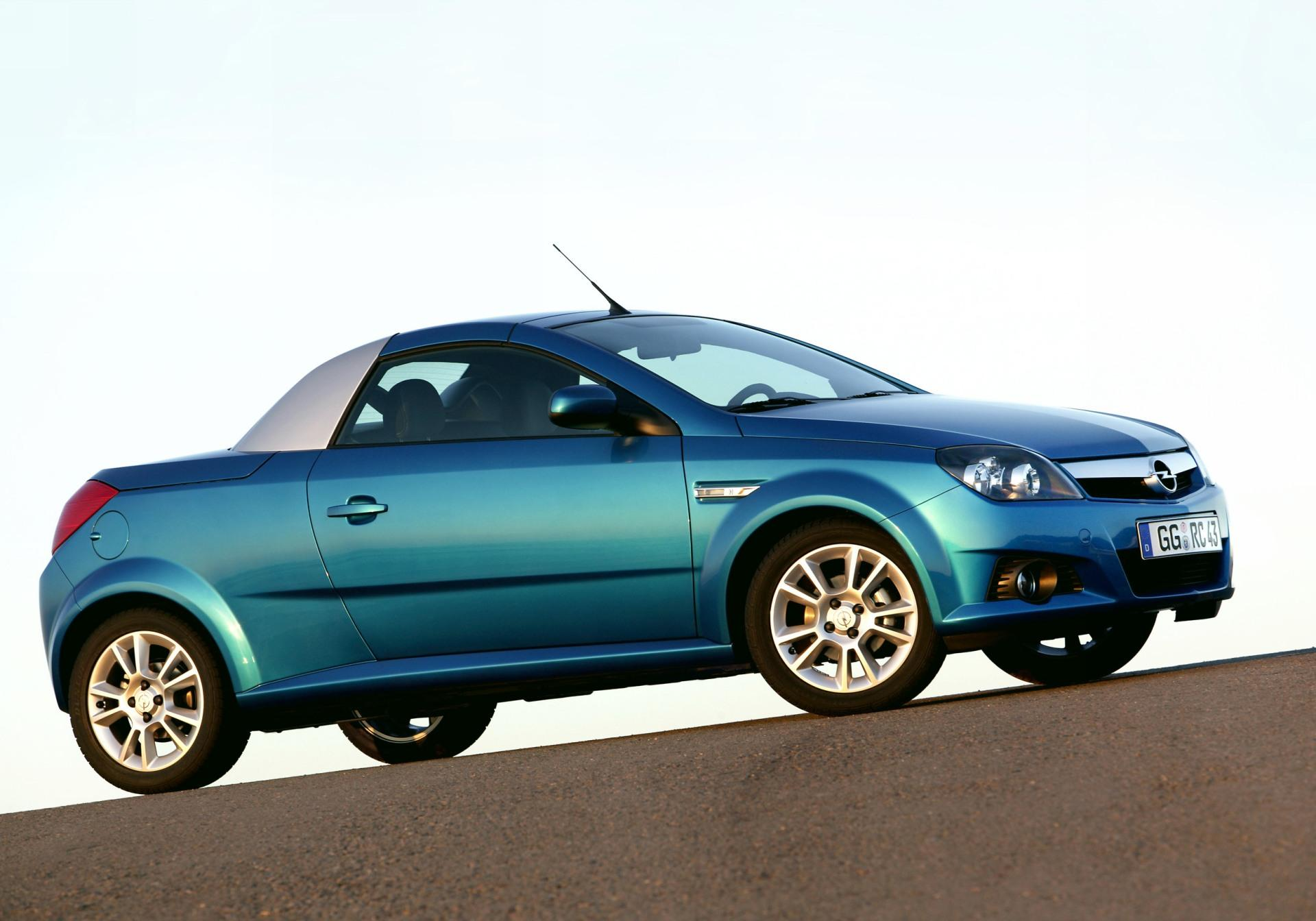 2009 Opel Tigra Twintop News And Information