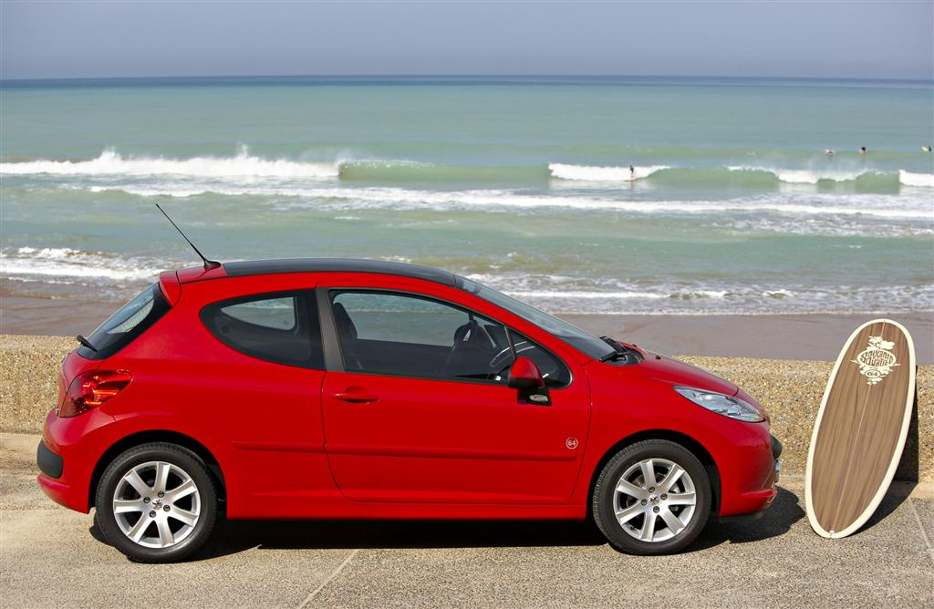 2009 Peugeot 207 Image Httpswwwconceptcarzcomimages