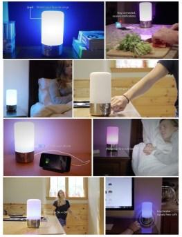 Yonos Smart Lamp