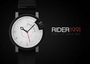 RIDER 1991
