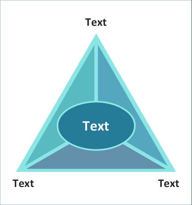 Example 1 Pyramid Diagram Dikw Hierarchy 3d Pyramid