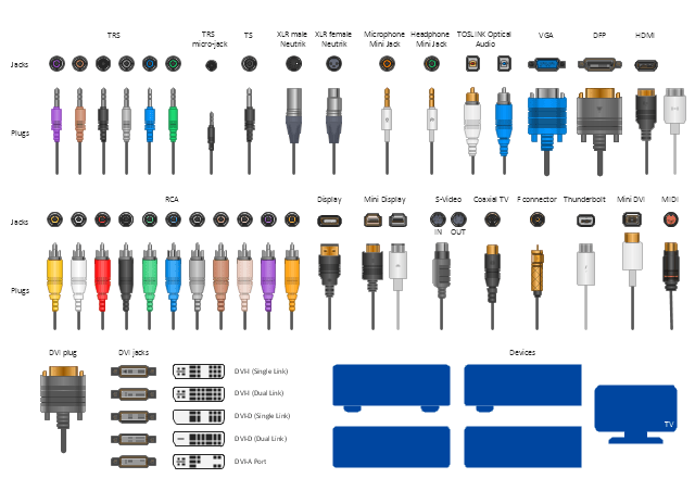 headphone with microphone wiring diagram fish anatomy blank design elements - audio and video connectors