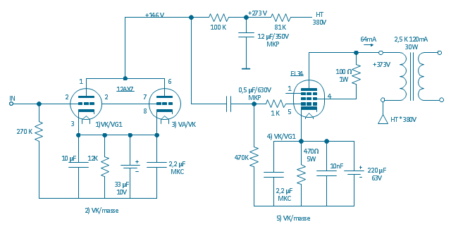 Electrical Drawing Software And Electrical Symbols Circuit