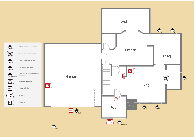 Online House Design Floor Plans On House To Garage Wiring Diagram