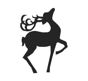 Entertainment  Vector stencils library | Animals  Vector stencils library | Design elements